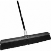 Quickie 00594 61cm Tampico Pushbroom Quality Resin Block 152.4cm