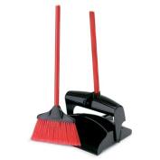 Libman 00917 Lobby Broom & Dust Pan