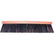 Magnolia Brush 455-6424-A 24 Inch Blue Plastic Hd Street Broom Requires A