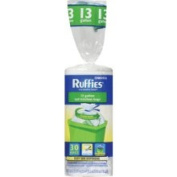 Ruffies Trash Bags Tall Kitchen 49.2l30 Ct Bag
