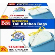 Presto Products 628026 40ct 49.2lKitchen Bag