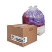 Genuine Joe GJO01011 Trash Can Liner- 16 Gallon- .6Mil- 24in.x31in.- Clear