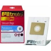 Panasonic U/U3/U6 Micro Allergen Vacuum Bags Regular Pack