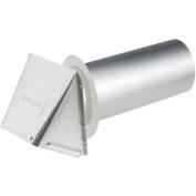 Deflecto DAVHA412 10.2cm . Aluminium Dryer Vent Hood