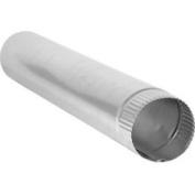 Dundas Jafine Inc. 24in. Aluminum Snap Lock Pipe P4E