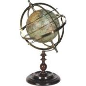 Authentic models GL030 Terrestrial Armillary Sphere Desk Decor