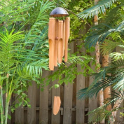Woodstock Chimes WOODC101 1 2 Coconut Chime - Large