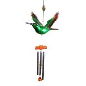 Exhart 40209 Large Hummingbird Wind Chime