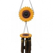 Sunflower Wind Chime