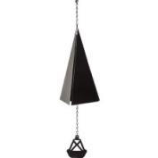 North Country Wind Bells, Inc. 105. 5016 Camden Reach Bell with hummingbird wind catcher