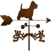 Swen Products Westie Terrier Dog Weathervane