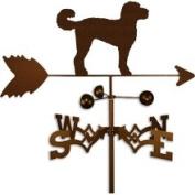 Swen Products Inc Labadoodle Dog Weathervane