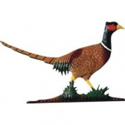 Whitehall Products 76.2cm Pheasant Weathervane Finish