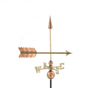 Good Directions 611SP Polished Arrow Weathervane