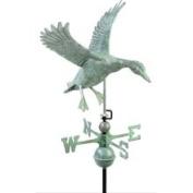 Good Directions 9605V1 Landing Duck Weathervane, Blue Verde Copper