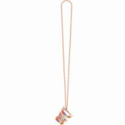 Amscan Fiesta Bead Necklace with Shot Glass