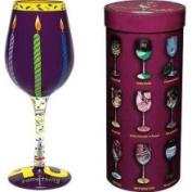 Santa Barbara Design Studio - GLS11-5585K - Lolita - Wine Glass - Forty Something