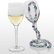 Luigi Bormioli Romantica 280ml Wine Glass Set of 4