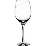 Kosta Boda Eclipse Red Wine Glass XL