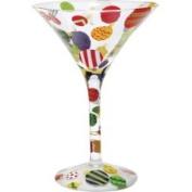 Santa Barbara Studio GLS4-5585B Lolita Martini Glass - Ornamentini