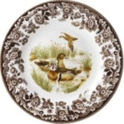 Spode Woodland Salad Plate 20.3cm  - Wood Duck