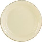 Vietri Vietri Crema Salad Plate