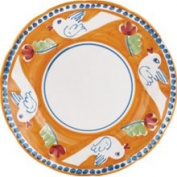 Vietri Uccello Dinner Plate