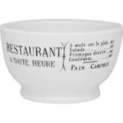 Pillivuyt Brasserie 380ml Café Au Lait Bowl