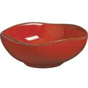 Vietri Rosso Vecchio Condiment Bowl