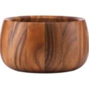 Dansk Woodenware Wood Classics Tulip Salad Bowl