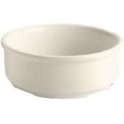 Hall China 1726 Wh White 280ml China Soup / Cereal Bowl - 24 / CS