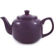Amsterdam 6 Cup Teapot Plum