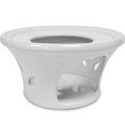 Ceramic Teapot Warmer White