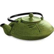 Primula Tea Cast Iron 830ml Teapot - Green