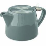 Stumpteapot w/ SLS Lid Infuser 470ml - Grey
