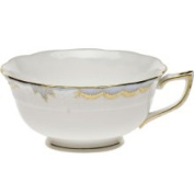 Herend Princess Victoria Light Blue Tea Cup