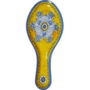 Yellow Benidorm Melamine Spoon Rest
