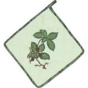 Patch Magic Botanical Leaf Pot Holder
