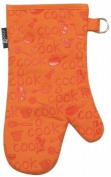 Kay Dee Designs R0825 Orange Silicone Embellished Oven Mitt - Pack of 3
