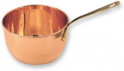 Old Dutch 768 1.9l Solid Copper Beating Bowl/Zabaglione Pan
