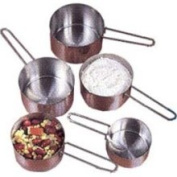 American Metalcraft MCW13 1/3 Cup Stainless Steel Measuring Cup