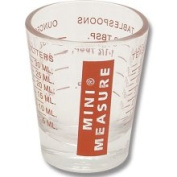 2-Cup Mix-N-Measure Glass Measuring Cup