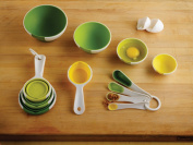 Chef'n Sleekstor Pinch + Pour Measuring Cups