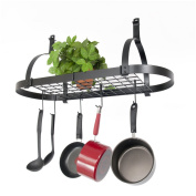 Rack It Up MPO-01 Oval Ceiling Pot Rack