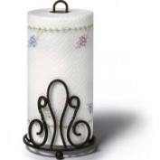 Patrice Paper Towel Holder - Bronze by Spectrum 35224
