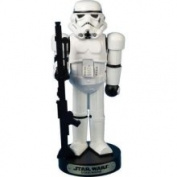Kurt S. Adler 27.9cm . Star Wars Stormtrooper Nutcracker SW6101L