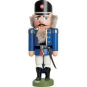 Nutcracker Policeman Blue - 27 Cm / 11 Inch