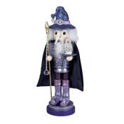 Kurt S. Adler 45.7cm . Wooden Wizard Nutcracker C0170