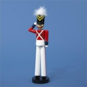 CC Home Furnishings Wooden Rockette Toy Soldier Table Top Nutcracker 38.1cm