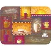 McGowan TT00581 Tuftop Coffee Time Cutting Board- Small